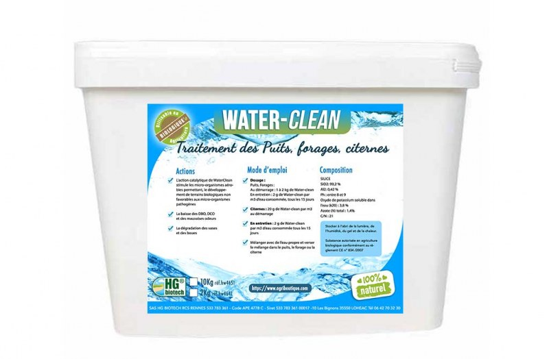 WATER-CLEAN 2 KG