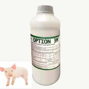 OPTION 3 M' 1litre Pig