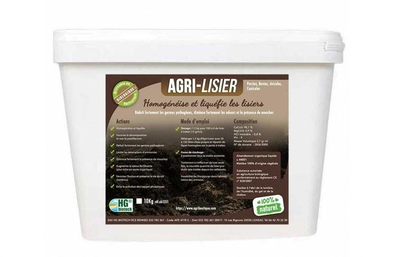 AGRI-LISIER 10 KG