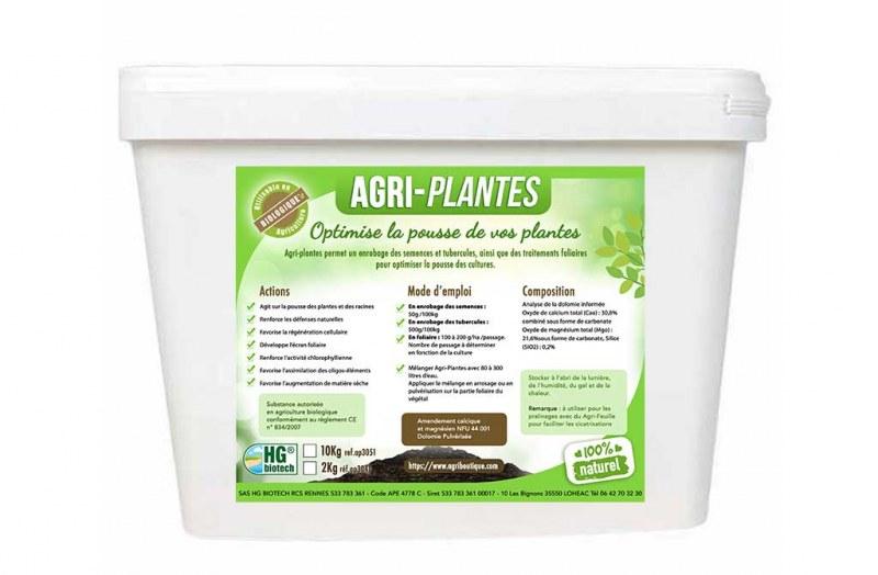 AGRI-PLANTES 10 KG