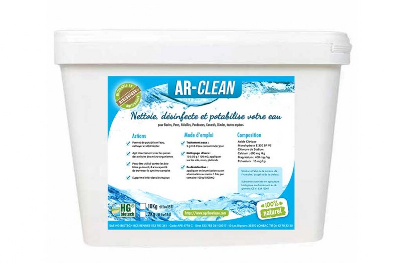 AR-CLEAN 10 KG