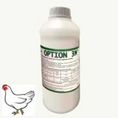 OPTION 3 M' 1 litre Aviculture