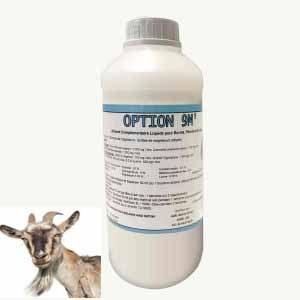OPTION 9 M' 1 litre ovins / caprins