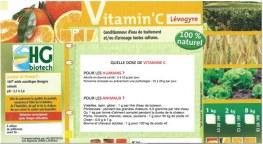 VITAMINE C Cond : 500 g
